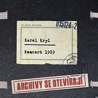Karel Kryl – Koncert 1989