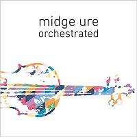 Přední strana obalu CD Orchestrated