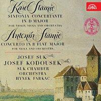 Různí interpreti – Stamic,K.: Koncertantní symfonie D dur, Stamitz,A.: Koncert pro violu a orchestr B dur