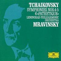 "Leningrad Philharmonic Orchestra, Yevgeny Mravinsky – Tchaikovsky: Symphonies Nos.4, 5 & 6 ""Pathetique"""