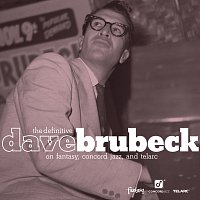 Přední strana obalu CD The Definitive Dave Brubeck on Fantasy, Concord Jazz, and Telarc