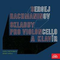 Přední strana obalu CD Rachmaninov: Sonáty pro violoncello a klavír