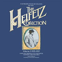Jascha Heifetz, Johann Sebastian Bach – The Heifetz Collection (1935 - 1937) - Early Recordings of Concertos, Sonatas and Encores