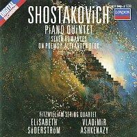 Vladimír Ashkenazy, Elisabeth Soderstrom, Fitzwilliam Quartet – Shostakovich: Piano Quintet; Seven Poems Of Alexander Blok; Two Pieces For String Quartet
