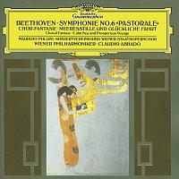 "Wiener Philharmoniker, Claudio Abbado, Maurizio Pollini, Gabriela Lechner – Beethoven: Symphony No.6 ""Pastorale""; Choral Fantasy; Calm Sea and Prosperous Voyage"
