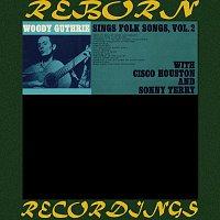 Woody Guthrie – Woody Guthrie Sings Folk Songs, Vol .2 (HD Remastered)