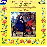 Přední strana obalu CD Barbireau: Missa Virgo Parens Christi