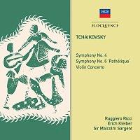 Erich Kleiber, Ruggiero Ricci – Tchaikovsky: Symphonies 4, 6, Violin Concerto