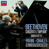 "Nelson Freire, Gewandhausorchester Leipzig, Riccardo Chailly – Beethoven: Piano Concerto No.5 - ""Emperor""; Piano Sonata No.32 in C Minor, Op.111"