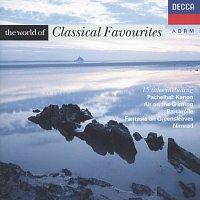 Vladimír Ashkenazy, Philharmonia Orchestra, London Philharmonic Orchestra – The World of Classical Favourites