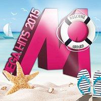 Přední strana obalu CD Mega Hits 2015.2