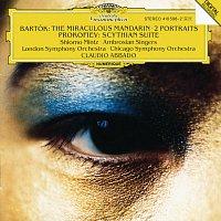 Shlomo Mintz, The Ambrosian Singers, London Symphony Orchestra, Claudio Abbado – Bartók: The Miraculous Mandarin Op.19; Two Portraits Op.5 / Prokofiev: Scythian Suite Op. 20