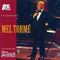 Přední strana obalu CD A&E Presents An Evening With Mel Tormé - Live From The Disney Institute