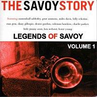 Různí interpreti – The Legends of Savoy, Vol. 1