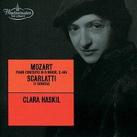 Clara Haskil, Winterthur Symphony Orchestra, Henry Swoboda – Mozart: Piano Concerto No.20 K.466 / Scarlatti, D.: 11 Sonatas