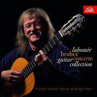 Přední strana obalu CD Guitar Concerto Collection