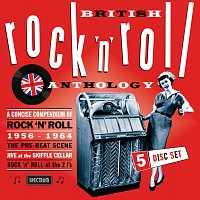 Různí interpreti – British Rock 'n' Roll Anthology [5CD Boxset]