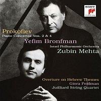Zubin Mehta – Prokofiev: Piano Concertos Nos. 2 & 4