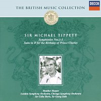 London Symphony Orchestra, Sir Colin Davis, Chicago Symphony Orchestra – Tippett: Symphonies Nos.1-3; Suite for the Birthday of Prince Charles