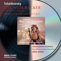 Přední strana obalu CD Tchaikovsky: The Nutcracker; Suites Nos.3 & 4