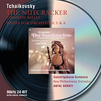 Royal Concertgebouw Orchestra, New Philharmonia Orchestra, Antal Dorati – Tchaikovsky: The Nutcracker; Suites Nos.3 & 4
