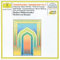 """Edith Mathis, Liselotte Rebmann, Werner Hollweg, Chor der Deutschen Oper Berlin – Mendelssohn: Symphony No.2 """"Lobgesang"""""""