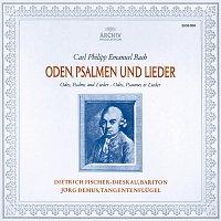 Dietrich Fischer-Dieskau, Jorg Demus, Colin Tilney – Bach, C.P.E.: Odes, Psalms & Lieder