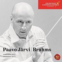 Paavo Jarvi & Deutsche Kammerphilharmonie Bremen – Brahms: Symphonies No. 3 & No. 4