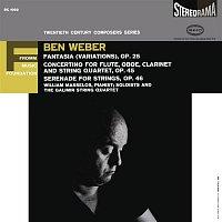 Various  Artists – Weber: Fantasia, Op. 25 & Concertino, Op. 45 & Serenade for Strings, Op. 46 (Remastered)