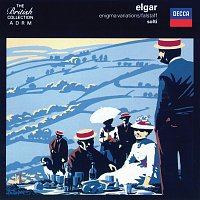 Chicago Symphony Orchestra, London Philharmonic Orchestra, Sir Georg Solti – Elgar: Enigma Variations; Falstaff