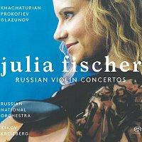 Julia Fischer, Yakov Kreizberg, Russian National Orchestra – Russian Violin Concertos
