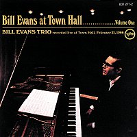 Bill Evans Trio – Bill Evans At Town Hall