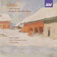 Raphael Wallfisch, London Philharmonic Orchestra, Vernon Handley – Grieg: Cello Concerto; 8 Songs arr. cello & orchestra