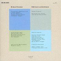 Gidon Kremer – Poulenc, Stravinsky, Shostakovich: Edition Lockenhaus Vol. 1 & 2
