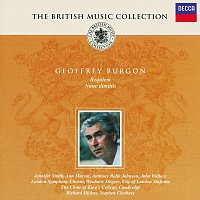 The Choir of King's College, Cambridge, Stephen Cleobury, London Symphony Chorus – Burgon: Requiem; Nunc dimittis
