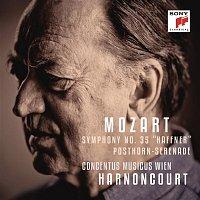 "Nikolaus Harnoncourt, Wolfgang Amadeus Mozart, Concentus Musicus, Wien – Mozart: March in D Major K. 335, Serenade in D Major K. 320 ""Posthorn-Serenade"" & Symphony in D Major K. 385 ""Haffner-Sinfonie"""