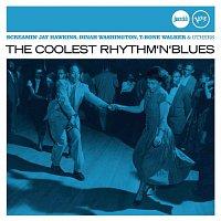 Přední strana obalu CD The Coolest Rhythm 'N' Blues (Jazz Club)