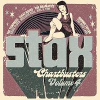 Přední strana obalu CD Stax Volt Chartbusters Vol 4