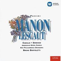 Plácido Domingo, Montserrat Caballé, Bruno Bartoletti – Puccini: Manon Lescaut