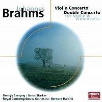Henryk Szeryng, János Starker, Royal Concertgebouw Orchestra, Bernard Haitink – Brahms: Violin Concerto/Concerto for Violin & Cello