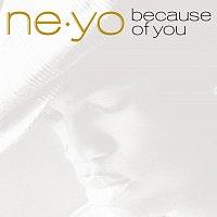 Přední strana obalu CD Because Of You