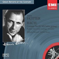 Hans Hotter, Gerald Moore – Bach: Cantata BWV 82 'Ich Habe Genug'