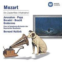 Chor des Bayerischen Rundfunks, Symphonieorchester des Bayerischen Rundfunks, Bernard Haitink – Mozart - Die Zauberflote (highlights)