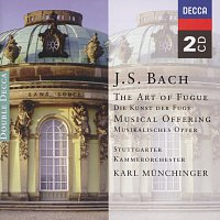 Stuttgarter Kammerorchester, Karl Munchinger – Bach, J.S.: The Art of Fugue; A Musical Offering [2 CDs]