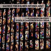The London Oratory Schola Cantorum Boys Choir, Christopher Tye, Charles Cole – Sacred Treasures of England