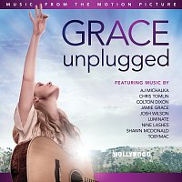 Přední strana obalu CD Music From The Motion Picture: Grace Unplugged