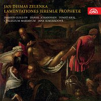 Damien Guillon, Daniel Johannsen, Tomáš Král, Collegium Marianum – Zelenka: Lamentace proroka Jeremiáše
