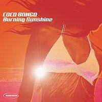 Přední strana obalu CD Burning Sunshine
