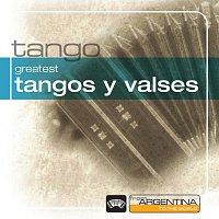 Různí interpreti – Greatest Tangos Y Valses From Argentina To The World