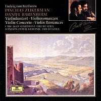 Přední strana obalu CD Beethoven: Violin Concerto, Op. 61; Violin Romances, Op. 40 & Op.50